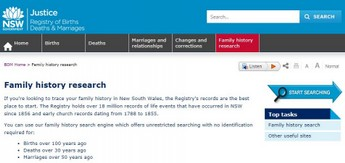 Research Links - Port Macquarie & District Family History Society, Inc